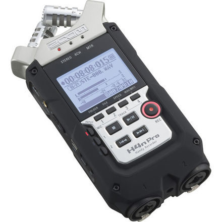 Zoom H4N Digital Multitrack Recorder
