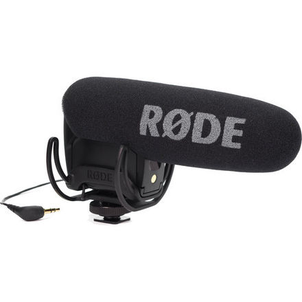 Rode Microphones VideoMic Pro with Rycote Lyre Shockmount