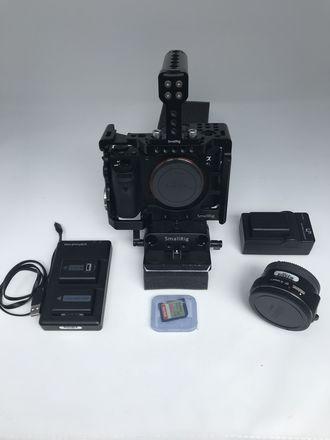 Sony Alpha a7S II 4K Mirrorless Digital Camera Kit