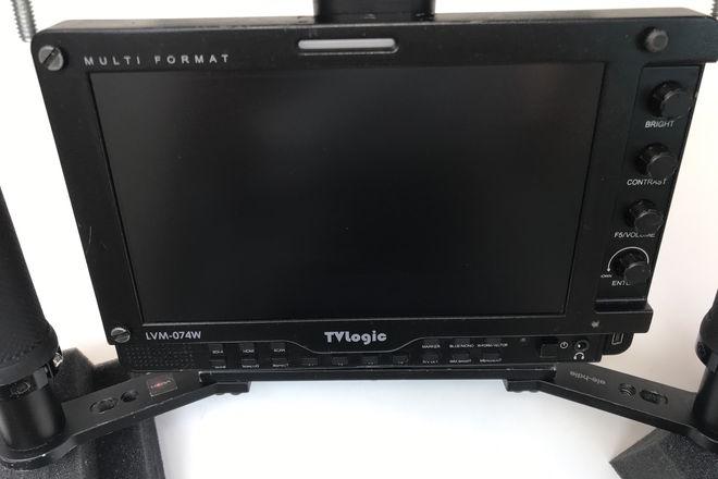 "TV Logic 7""  On Board Monitor Kit"