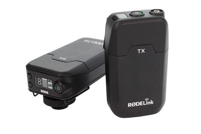 Rode RodeLink Wireless Filmmaker Kit w/Lavalier Mic (1 of 2)