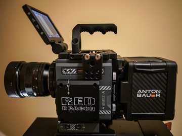 Rent: RED Scarlet-W 5K RAW + 4K ProRes w/ AKS