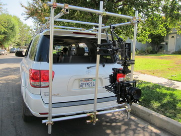 Rent: SUV Camera Car Grip Kit