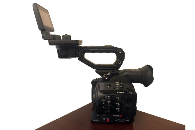 [1 of 2] Canon C300 Mark II Package