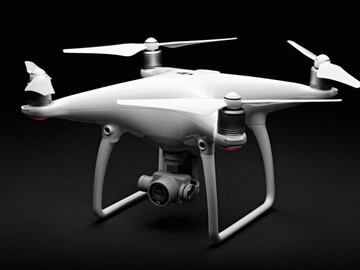 Rent: Phantom 4 Package (4K Drone)