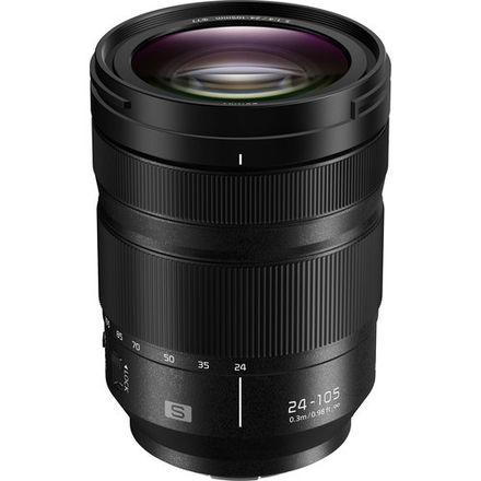 Panasonic 24-105 f4 OS Lumix Full Frame L mount Lens