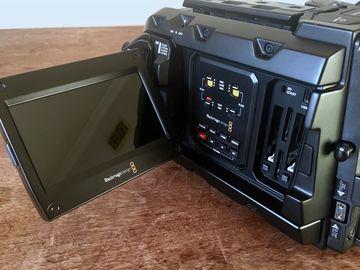 BMD URSA Mini Pro G1 w/ V-Mount Plate + Resolve Studio
