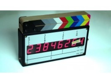 Rent: Time Code Slate (Fuze Ti)