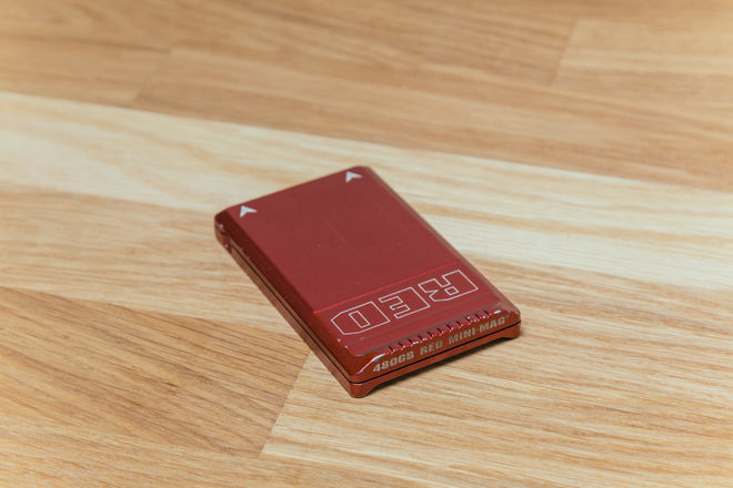 RED MINI-MAG - 480GB + RED Mag Reader