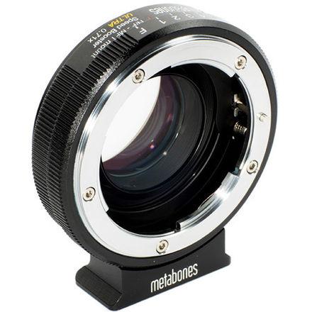 Metabones Nikon F Lens to MFT