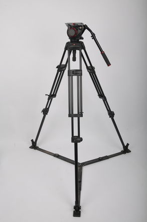 Manfrotto 504HD and 525 MB Tripod Legs