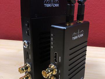 Rent: Teradek Bolt 500 XT 1:1 3G-SDI/HDMI Wireless Video Kit