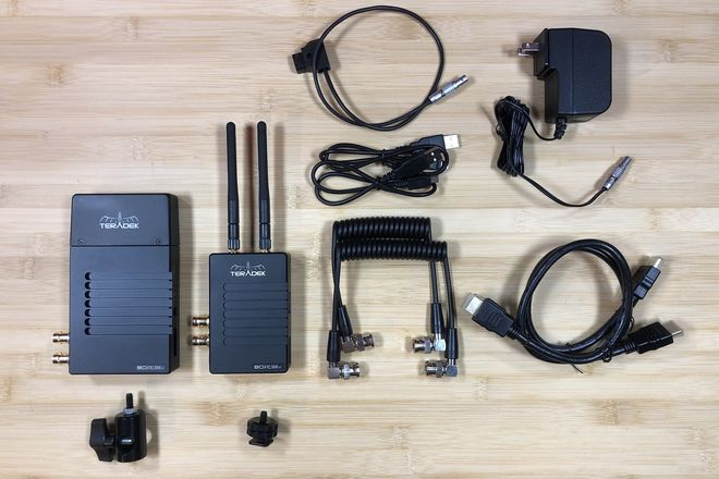 Teradek Bolt 500 XT 1:1 SDI/HDMI Wireless Video Kit 500FT