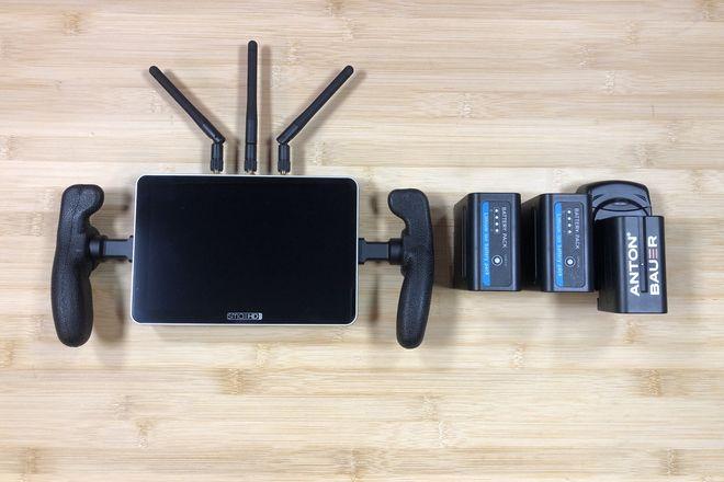 SmallHD FOCUS 7 Monitor W/ Teradek Bolt 500 XT Receiver