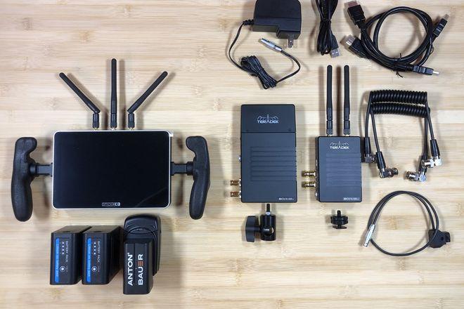 SmallHD FOCUS 7 W/ Bolt 500 XT & Bolt 500 XT Transceiver Kit
