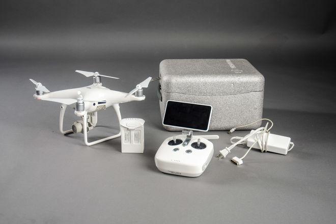 DJI Phantom 4 Pro + Quadcopter