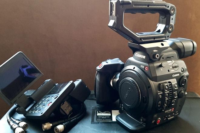 Canon C300MKii EF Mount