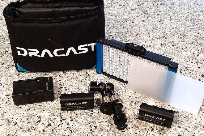 Dracast Car Dashboard-Size LED (bi-color)