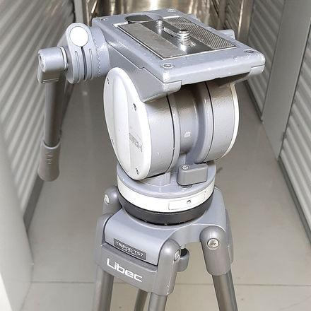 Libec H35 Fluid Head T57 Legs Tripod system