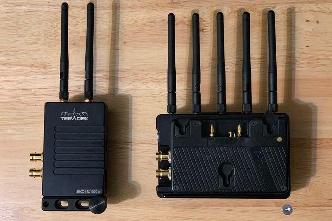 Teradek Bolt 1000 XT 3G-SDI/HDMI Deluxe kit