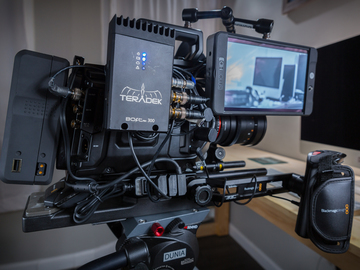 Rent: Ursa Mini 4.6k, Rokinon Cine DS, Wireless Focus and Video
