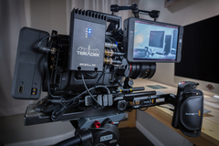 Rent: Ursa Mini 4.6k, Rokinon Cine DS, Wireless Focus and Video