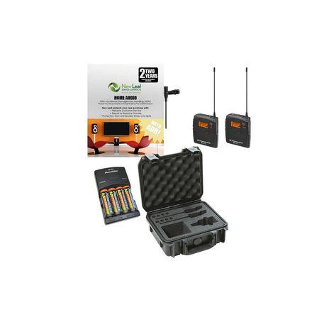 Sennheiser ew 112-p G3-A Wireless Kit EK 100 G3 Band A