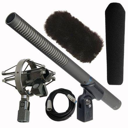 Audio Technica AT897 Shotgun Microphone Kit