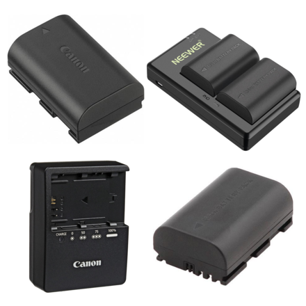 LP-E6 Battery Kit
