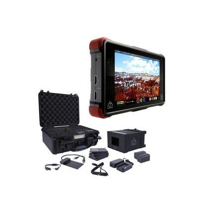"AtomosNinja Flame 4K HDMI/SDI* 7"" Monitor w/ Accs. Kit"