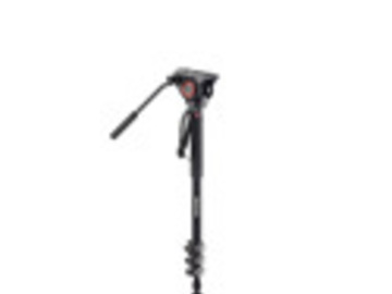 Rent: Manfrotto MVM450A Aluminum Fluid Monopod with RC2 Head