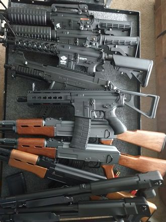 Custom Prop Gun Bundle