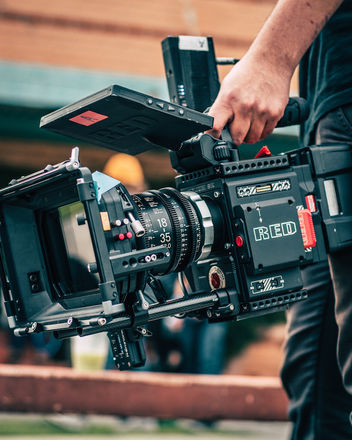 RED Helium 8K S35 (Complete Camera Package)