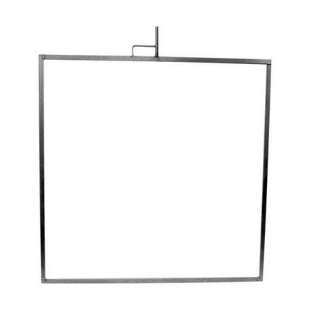 36 x 36 Diffusion Frame w/ 250 Half White Diffusion