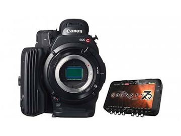 Rent: Canon C500 RAW Kit