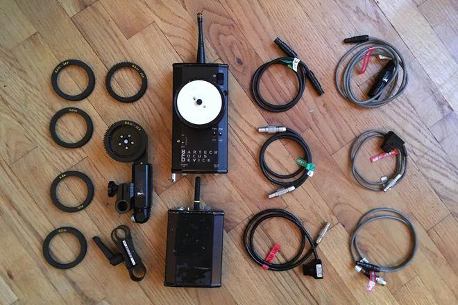 Bartech Wireless Follow Focus System (Analog)