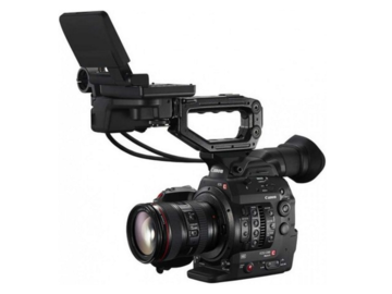Rent: Canon C300 Mark II EF mount