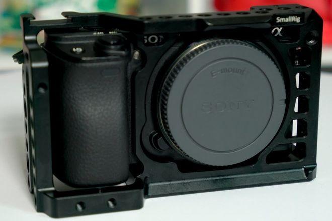 Sony  Alpha a6500 Mirrorless Digital Camera