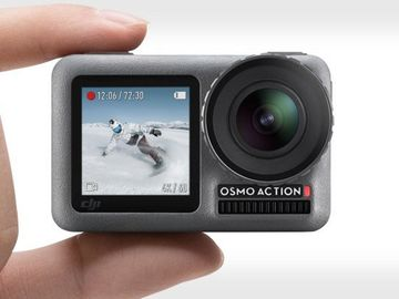 Rent: DJI OSMO Action GoPro killer;)