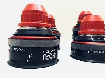 "Canon  K35 T1.4 Super Speeds ""Vintage"""