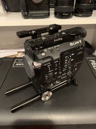 Sony FS5 Super 35 Camera package