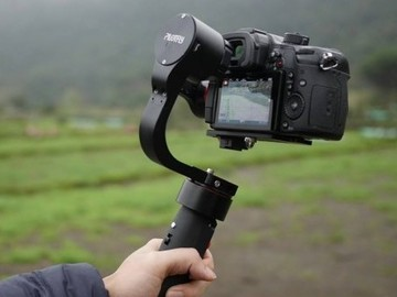 Rent: PilotFly H2 3-Axis Handheld Stabilizer