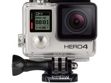 Rent: GoPro Hero 4