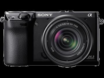 Rent: Sony Nex 7 + 16mm pancake lens
