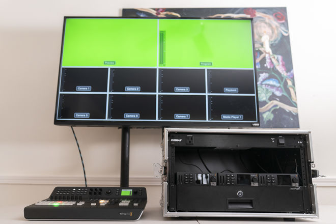 Live Stream Multicam Production Package