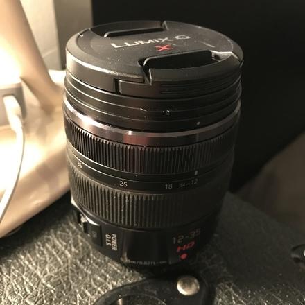 Panasonic Lumix G X Vario Zoom 12‑35mm F/2.8