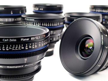 Rent: ZEISS CP2'S  18-28-35-50-85mm