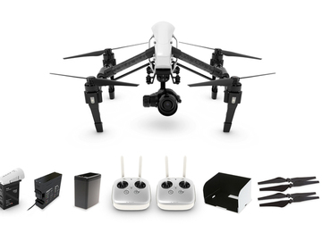 Rent: INSPIRE 1 PRO X5 camera, daul opp, comes with Pilot