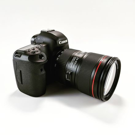 Canon 5Diii with 24-105 f/4 L