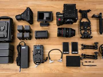Rent: RED Epic M-X Kit